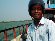 My guide for Koh Dach Island.