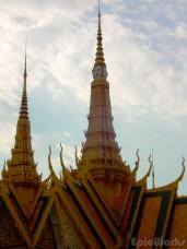"Throne Hall ""Preah Thineang Dheva Vinnichay Mohai Moha Prasat"""
