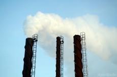 The three chimneys of Jokkmokk
