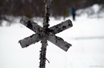 Follow the crosses