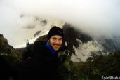 Sumiting Roche Faurio, 3730m.