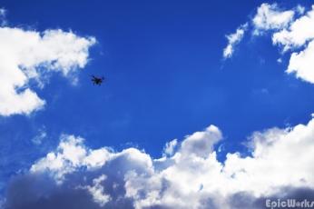 Eye in the sky!