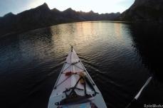The phantom kayak
