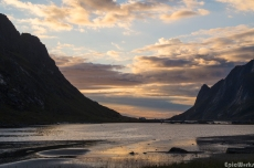 At last. Bunesfjord: