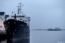 MS Lofoten of the Hurtigruten