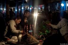 The hustle of Khorasan square