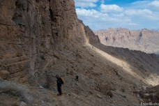 Hiking Shir Kuh