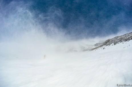Pure blizzard