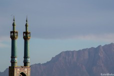 Of mountains and minarets