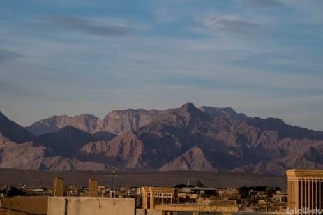 Rising from the desert