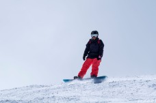 Chilling of the slopes