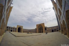 The Masjeh or congational Mosque