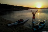 Yes! Finally enjoying Sardinia.