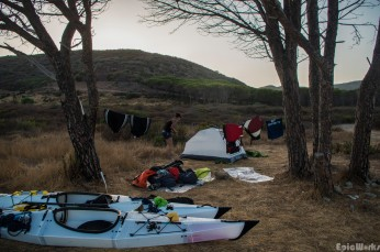 Camp number 3